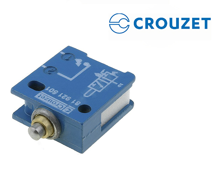 Crouzet pneumatic products available from MK Air Controls
