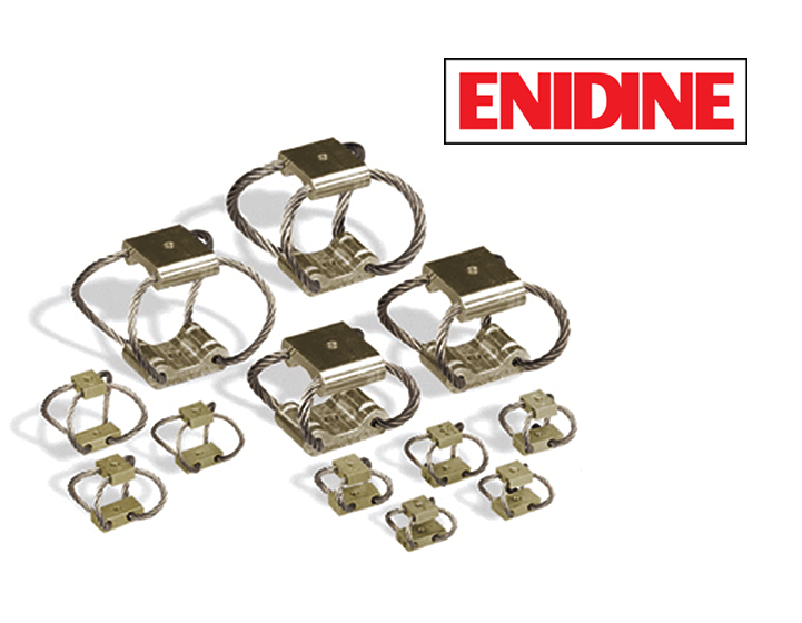 Enidine and MK Air Controls – Anti Vibration solutions for electrical circuits transportation.