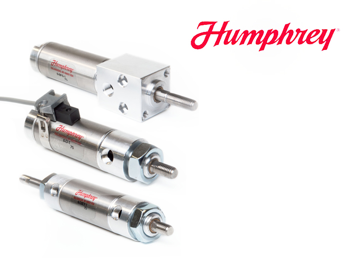 Humphrey pneumatic products available from MK Air Controls